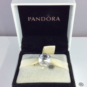 52aff0a79 Pandora Jewelry   New Clear Radiant Droplet 792095cz   Poshmark